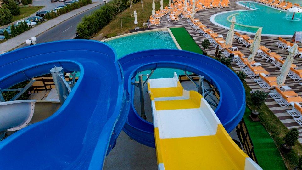 Cazare in Venus All inclusive - apartament junior suite - piscina cu tobogan