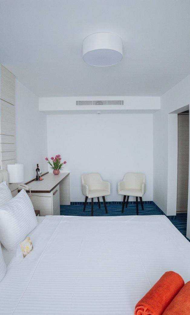 hoteluri Cap Aurora - Camera dubla family - vedere dormitor 4