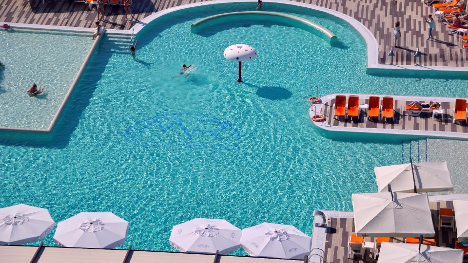 Cazare in Venus All inclusive - camera matrimoniala standard - piscina de adulti