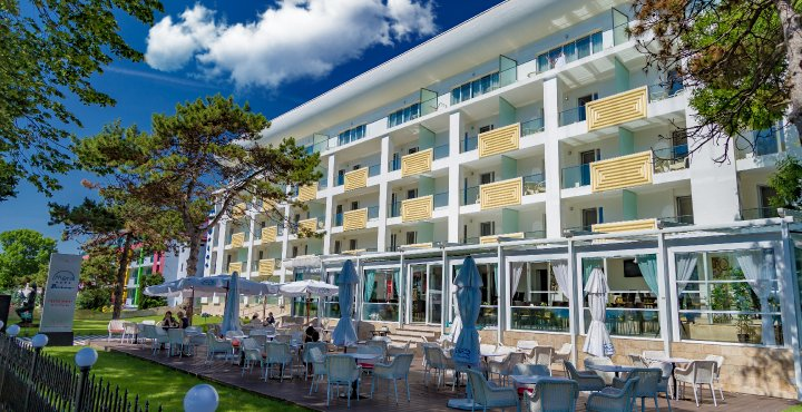 Despre Mera Brise - vedere hotel