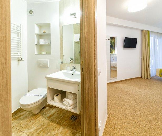 Cazare in Venus All inclusive - apartament junior suite - baie