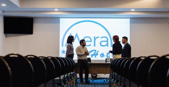 sali de etraining si evenimente corporate - ideala pentru organizatii