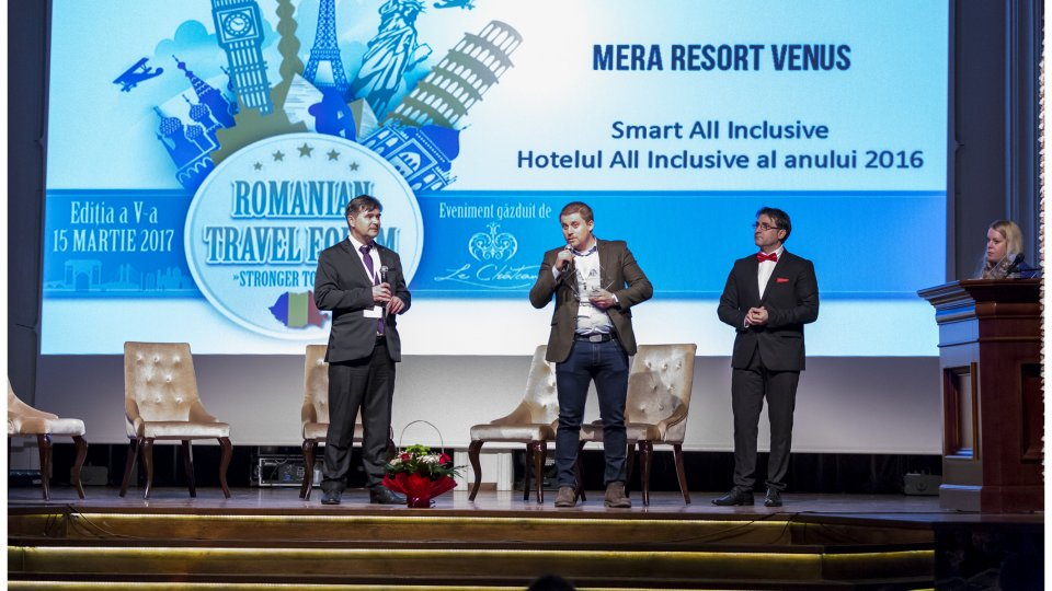 Despre Mera Resort - Premii