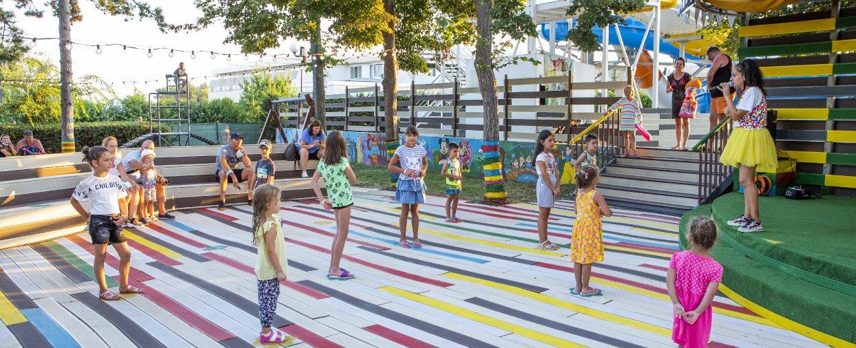 activitati copii la mera hotels litoral
