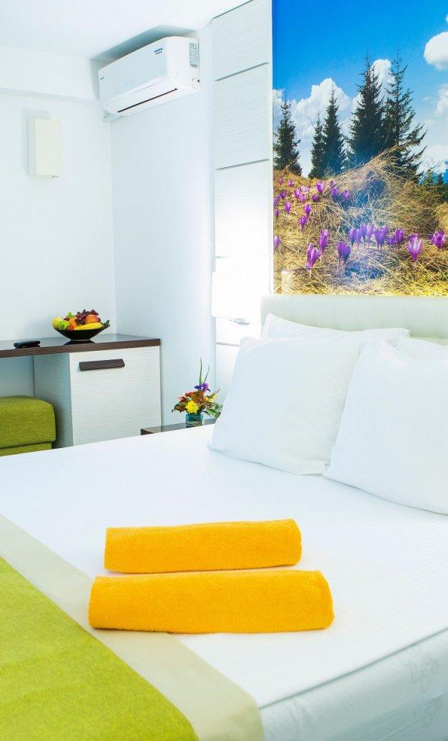 Dormitor apartament all inclusive venusl