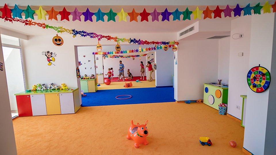 Vacanta all inclusive - Kids Club interior - Mera Onix