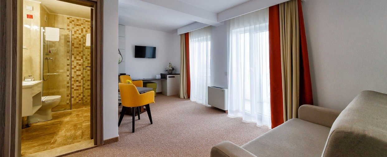 interior hotel in mangalia mera brise 4 stele