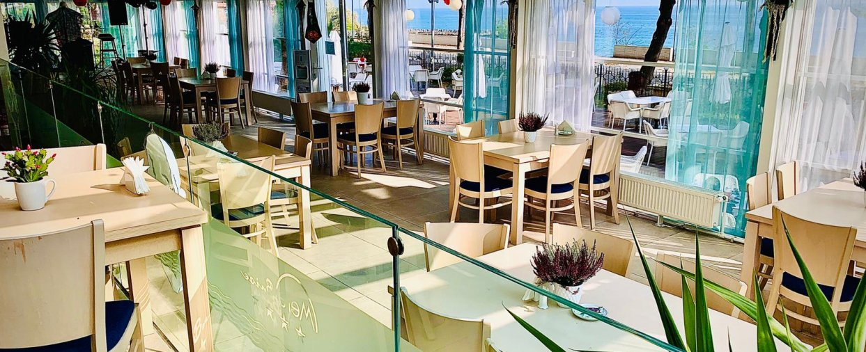 restaurant in mangalia mera brise 4 stele