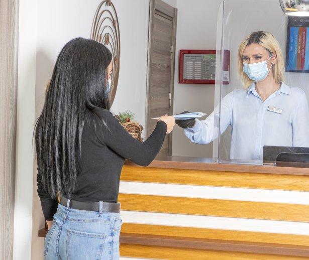 scanare temperatura anti coronavirus in constanta