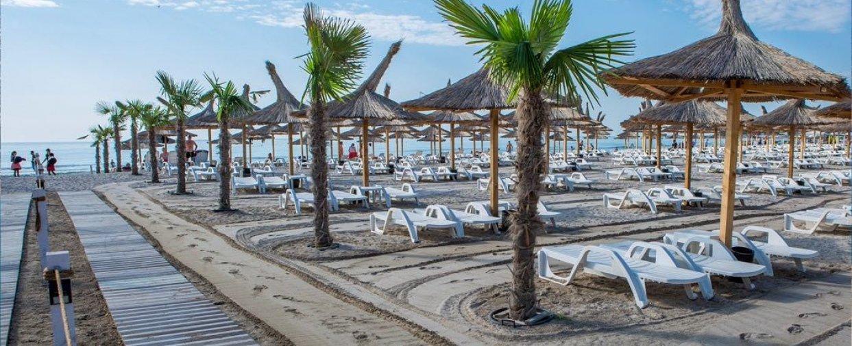 Plaja privataMeraResortVenus