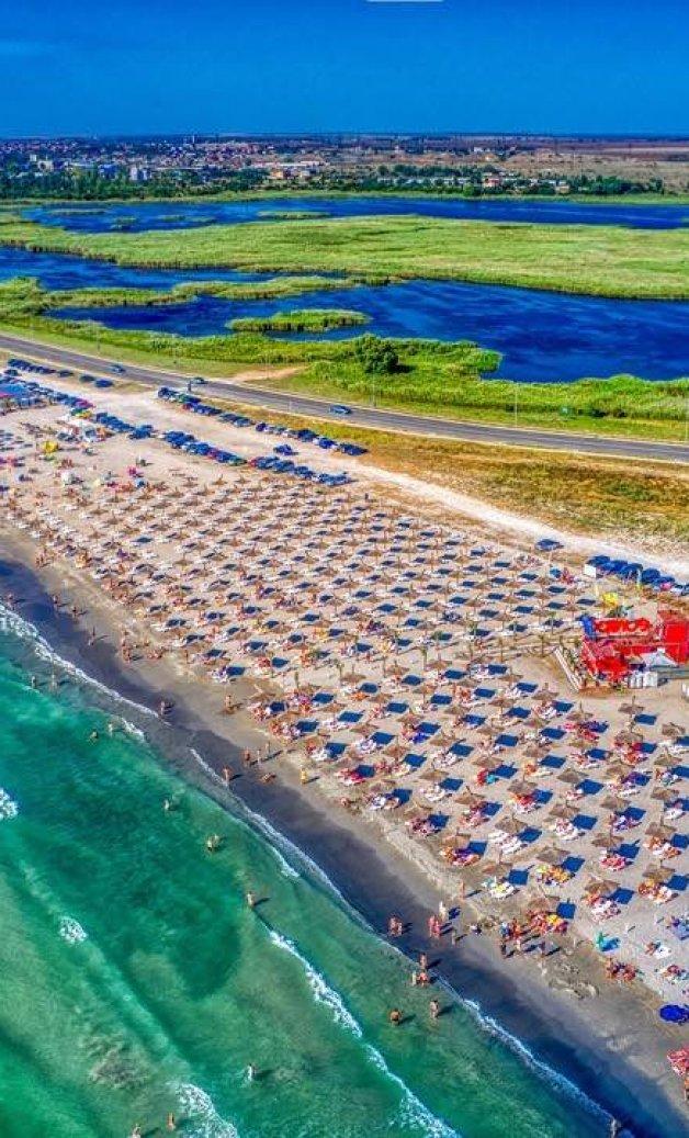 Plaja privata MeraResortVenu