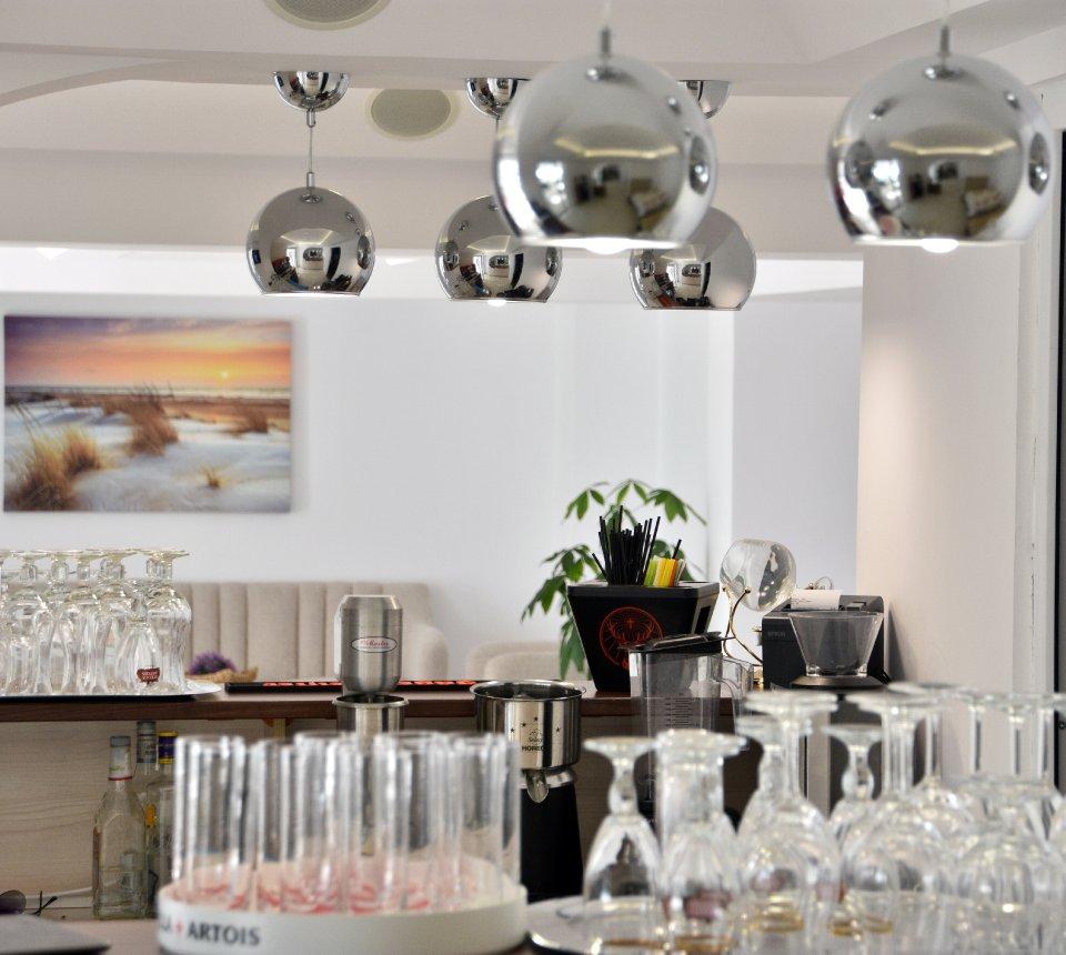 Restaurant de top in Managalia Mera Brise - bar