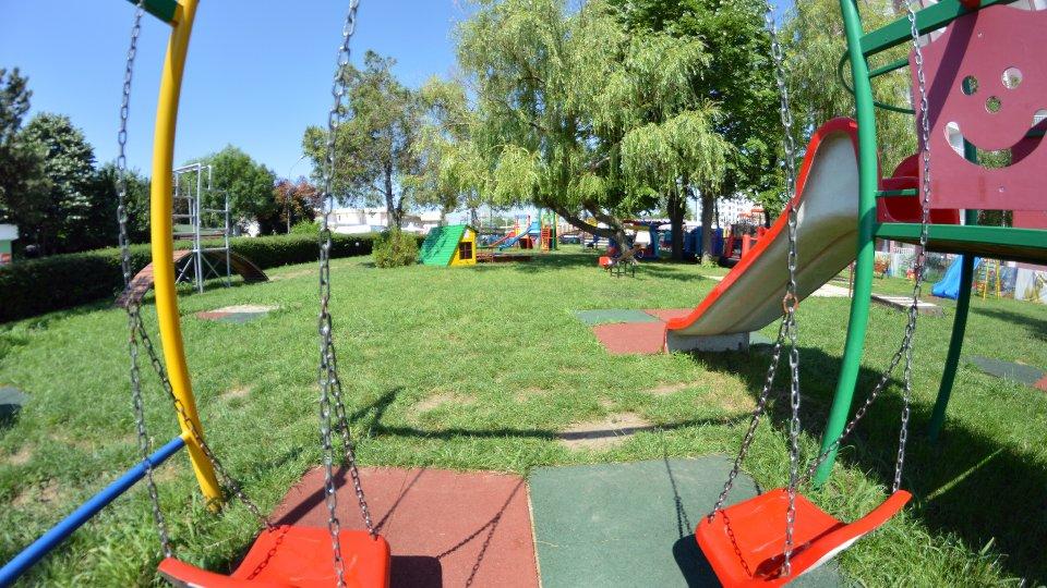 Vacanta all inclusive - Parc pentru copii - Mera Resort