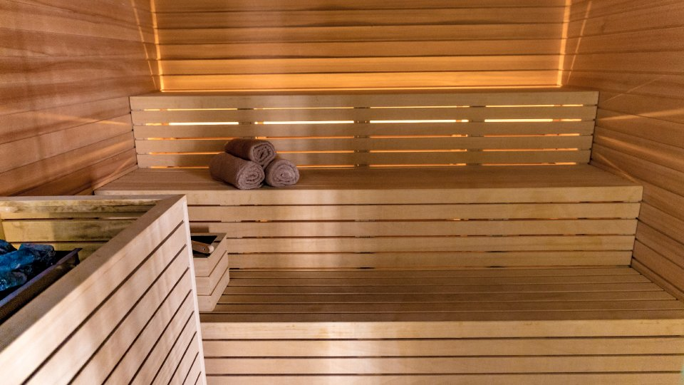 Mera Resort spa - biosauna