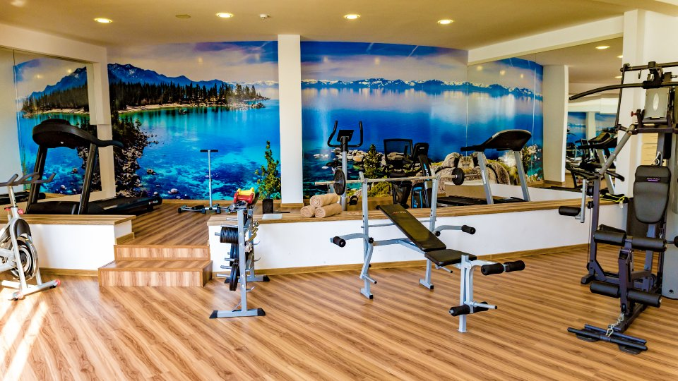 Mera Resort spa - sala de fitness