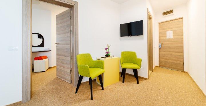 Cazare in Venus All inclusive - apartament junior suite - vedere hol