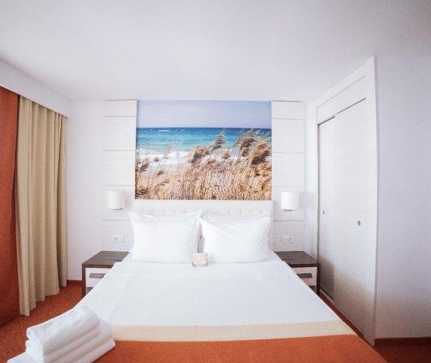 Cazare litoral vile - camere comunicante - dormitor