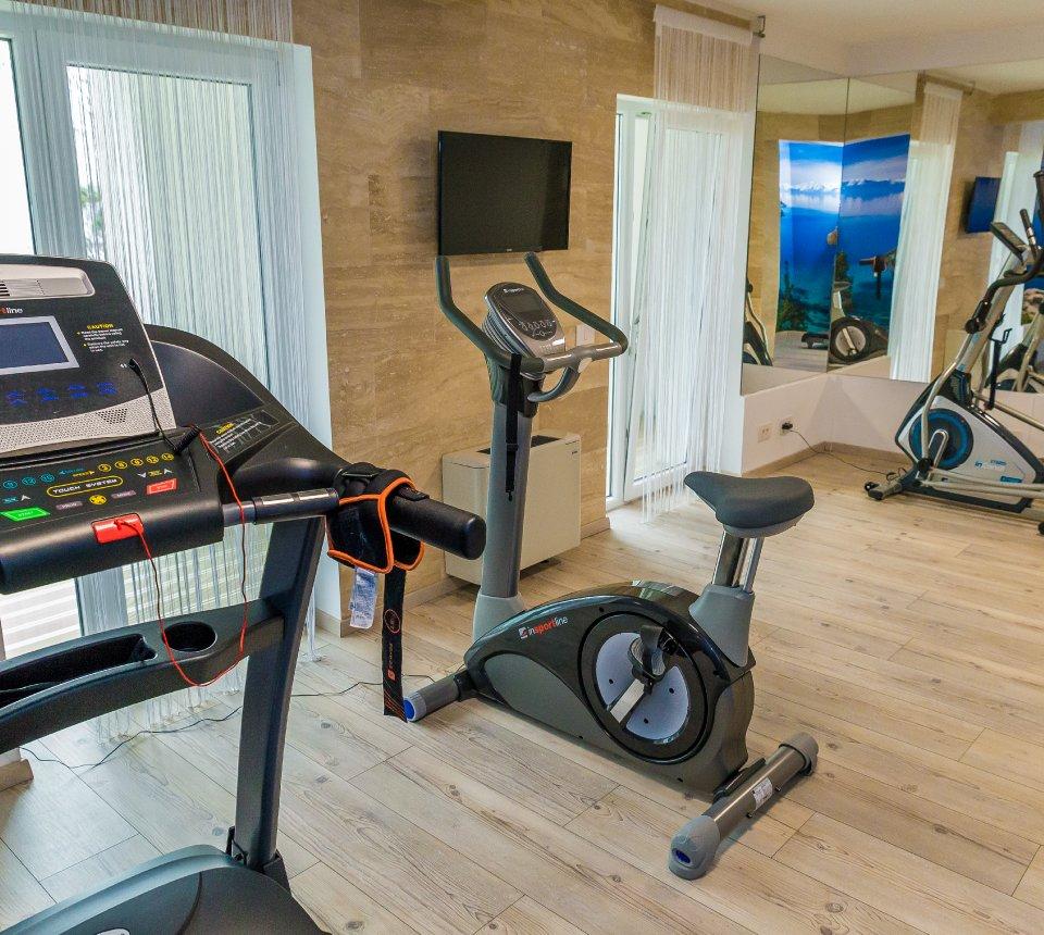 Plaja Mangalia - Sala de fitness